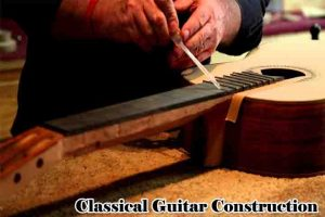 Classical Guitar Construction