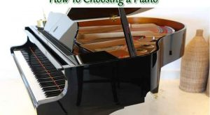 how to choose a piano