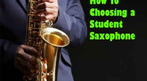 Buying your first saxophone?