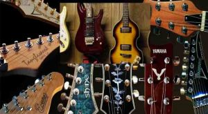 Choosing an Acoustic Guitar