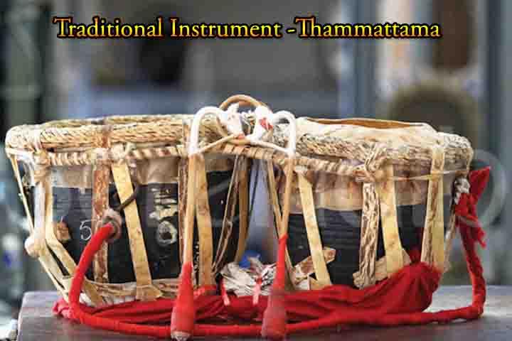 The Traditional Instrument – Thammattama