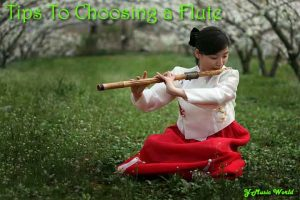 How to Choose a Flute for Beginners