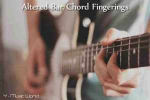 barre chord exercise