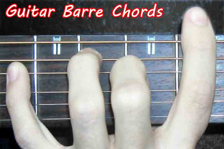 Barre Chords to Beginners