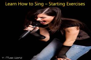 Singing Tips And Training For Beginners