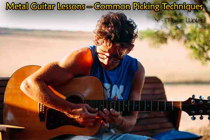 metal guitar lesson