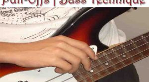 technique,bass,pull,pull off,bass lessons,bass guitar,bass technique, how to play bass,bass lesson,electric bass,hammer ons and pull offs,lesson,pull off technique, bass techniques ,bass guitar techniques