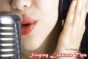Singing Lessons Tips