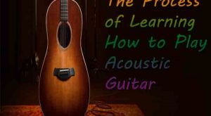 acoustic, guitar lesson
