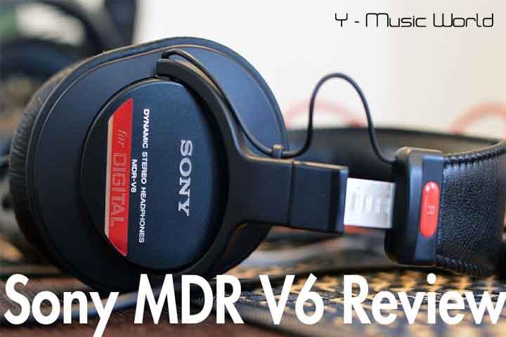 Sony V6 Headphones