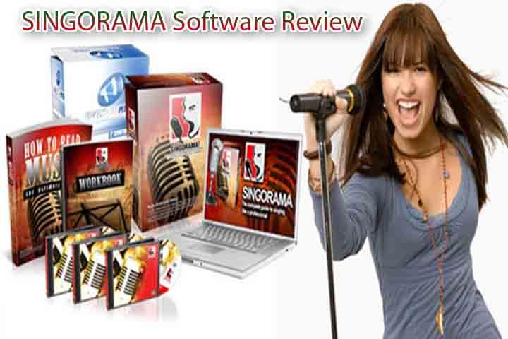 SINGORAMA Software