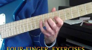 Guitar Exercises for Beginners