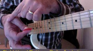 Right-Hand Picking Guitar Techniques