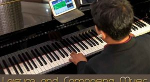 Composing Music,leisure,music,leisure suite,sentimental music,