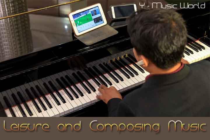 Composing Music,leisure,music,leisure suite,sentimental music,