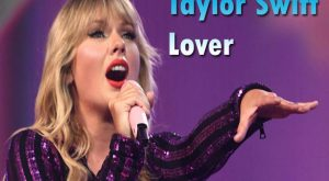 Lover -Taylor Swift