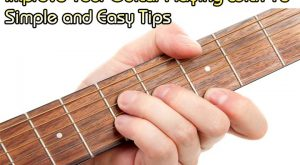 10 Simple and Easy Tips For learning Guitar