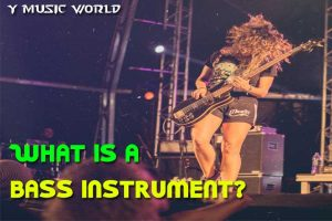 What is a bass instrument